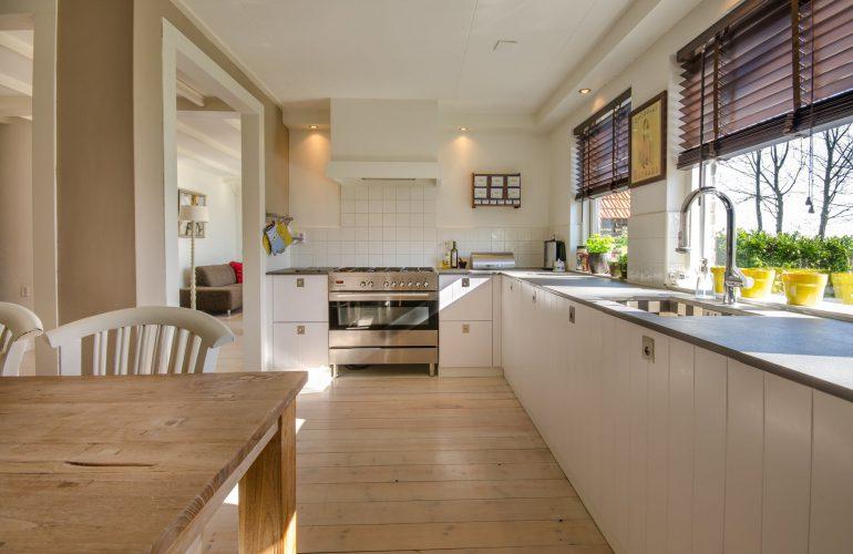 qual o melhor piso pra cozinha